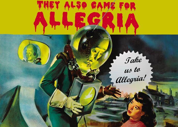 Allegria Web Agency in Greece | Κατασκευή Ιστοσελίδας. Intuitive posters for marketing purposes of www.allegria.gr