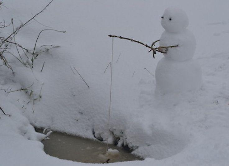 31 Coolest Snow Sculptures Ever - brainjet.com