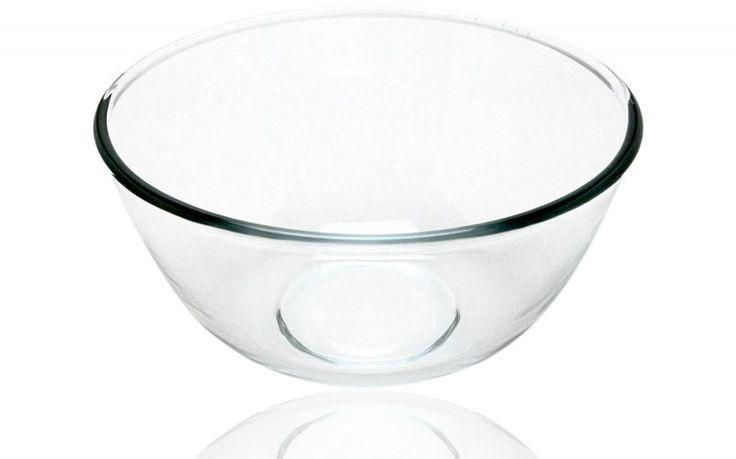 Pyrex glas biedt sinds 1915 een complete oplossing die aan alle eisen van kookgerei voldoet, van de bereiding tot het bakken en het opbergen!   Op alle producten van het Pyrex glas gamma, van superi