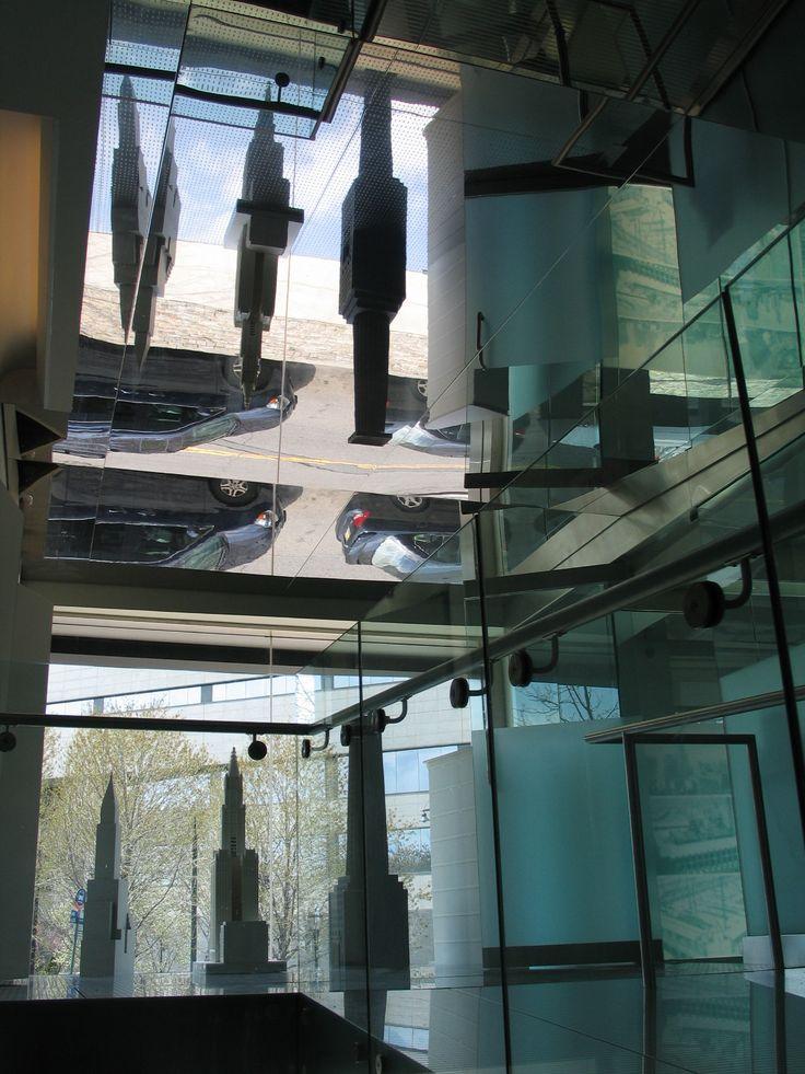Sky Scrapers Museum New York