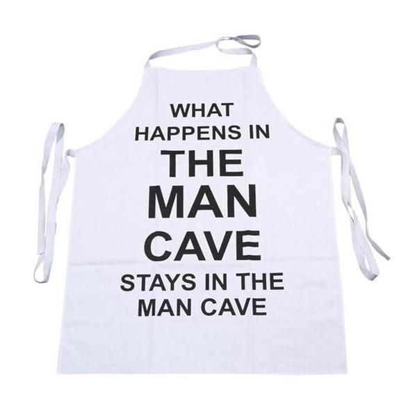 Man Cave Apron www.koop.co.nz