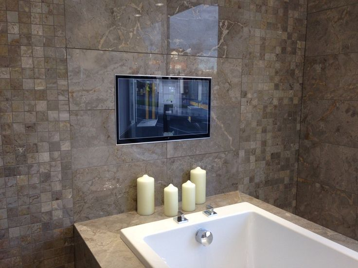 Videotree bathroom TV