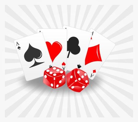 Poker Cards & Dice