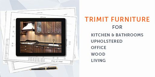 TRIMIT Furniture. Functionality for the furniture industry. #MSDynNAV #ERP