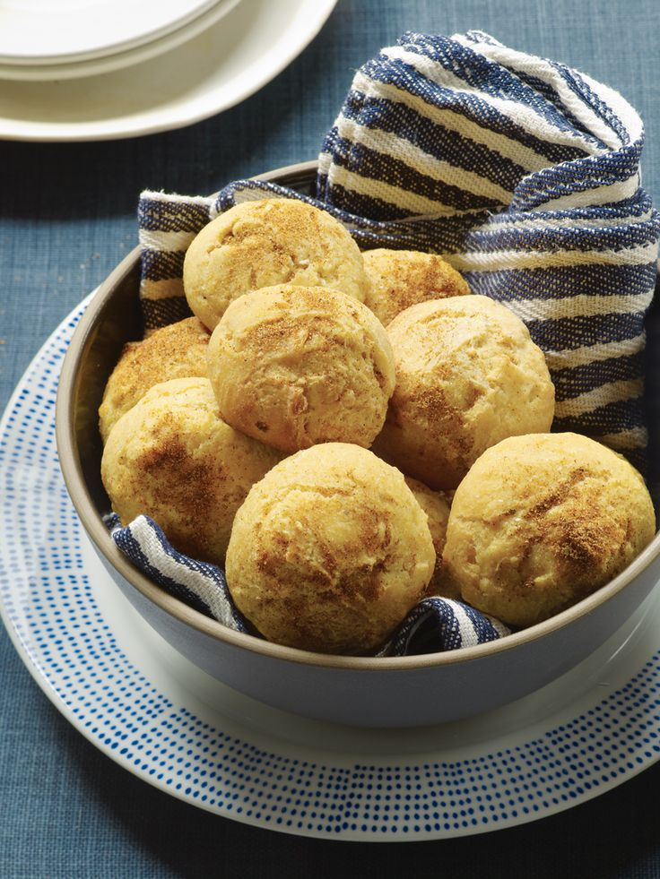 Finely ground cornmeal and soft wheat flour (such as White Lily All-Purpose Flour) or cake flour keep these hush puppies tender on the inside. Baked Hush Puppies, 2.7 out of 4 based on 3 ratings