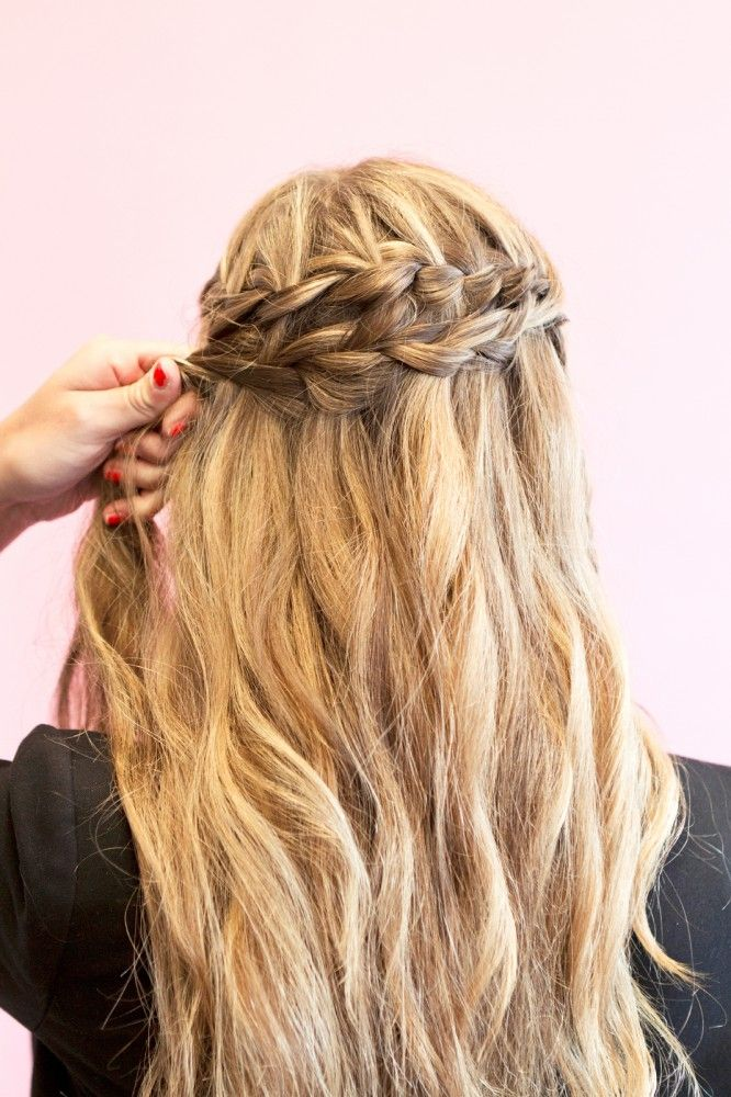 327 Best Braided Hairstyles Images On Pinterest Hair