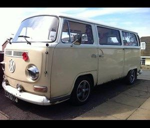 1971 VOLKSWAGEN CAMPERVAN for sale | Classic Cars For Sale, UK