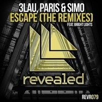 Escape by 3LAU, Paris & Simo ft. Bright Lights (Charity Strike Remix) by House.NET on SoundCloud