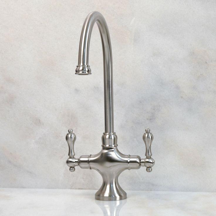 gooseneck bathroom sink faucet. isabel gooseneck single hole bathroom faucet - sink faucets $180 c