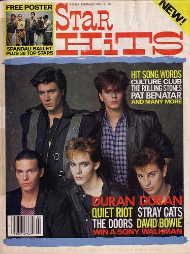 Star Hits Magazine was the best! I still have a copy of this premier issue.