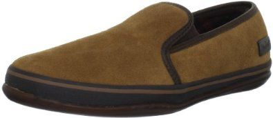 Woolrich Men's Tanglewood Moccasin Slipper Woolrich. $47.99. Rubber sole. Indoor/outdoor sole. Sheepskin shearling sock. Genuine suede. Plaid lining. suede. Latex foam insole padding