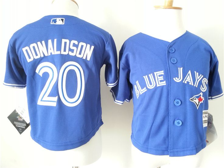 Infant MLB Toronto Blue Jays #20 Josh Donaldson Jerseys