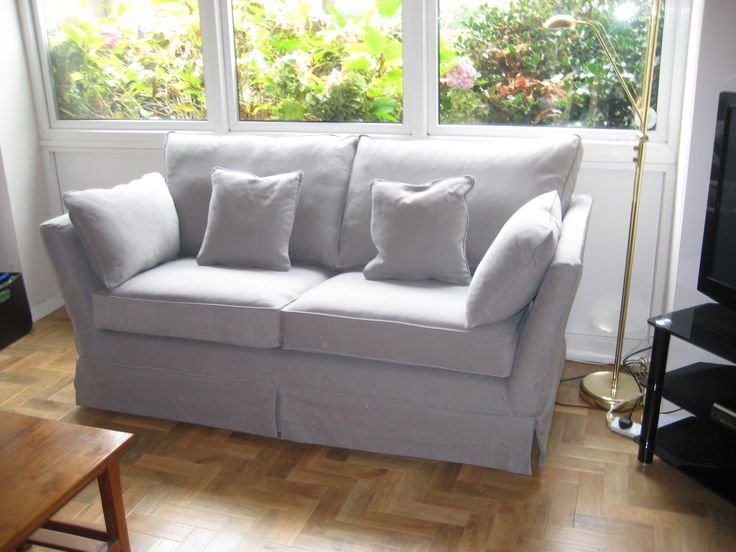Looking For A Timeless, Traditional Shabby Chic Sofa? Why Not Consider  Cotton/linen