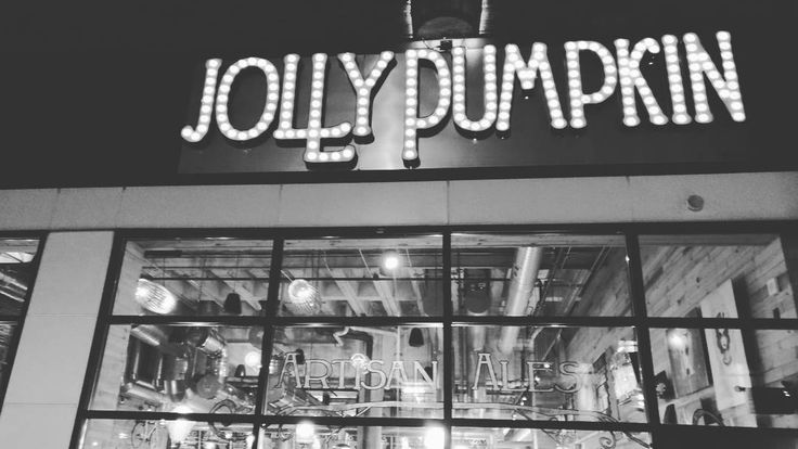 Visited @jollypumpkin Detroit this weekend. Another legendary Michigan brewery off my bucket list. #beergeek #craftbeer #jollypumpkin #sourbeer #detroit #michiganbeer