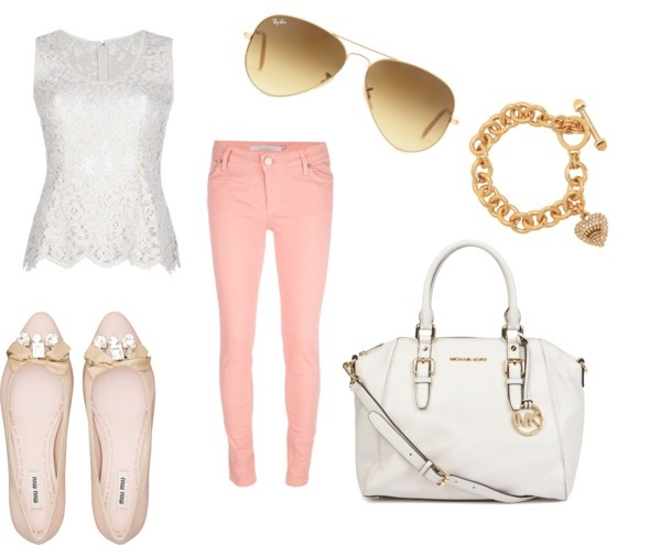 """spring"" by hannasdfg on Polyvore"