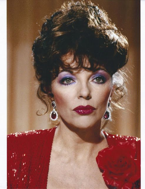 THE JOAN COLLINS ARCHIVE: August 2012
