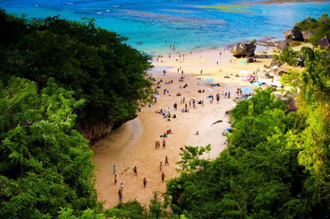 #Bali #Padang Padang surf #beach