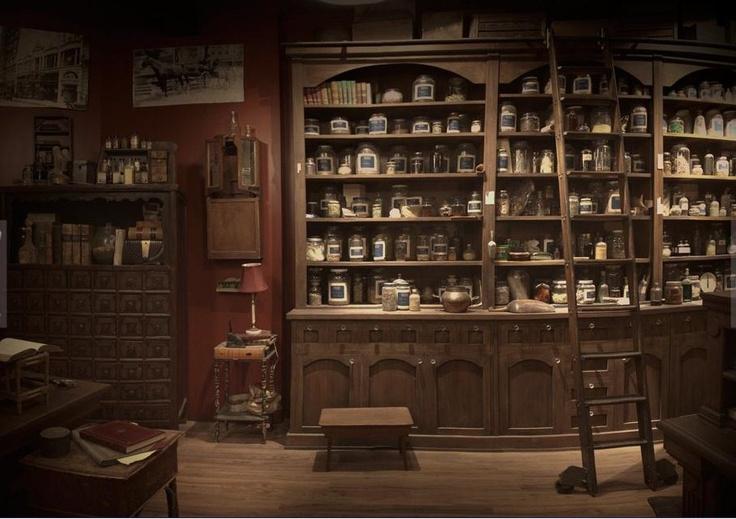 Bylinkářství Db783dfe34407f2c6fe840a2e093f58f--spice-shop-healing-herbs