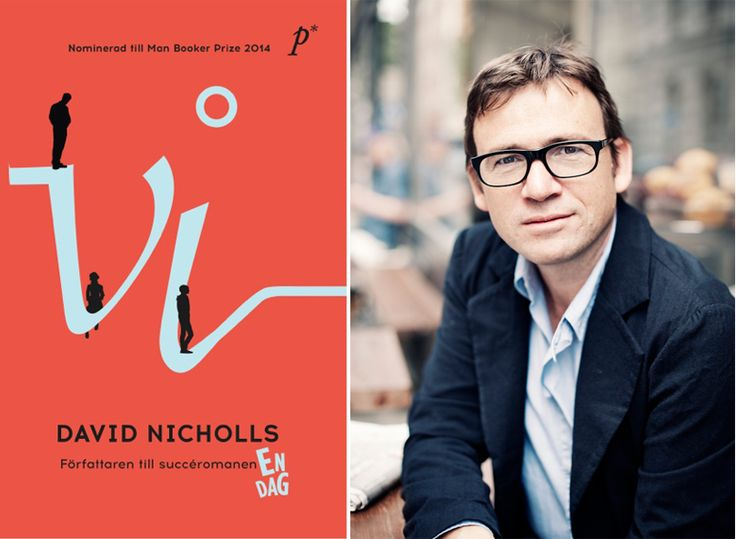 "PR for David Nicholls book ""Us"" for the swedish market."