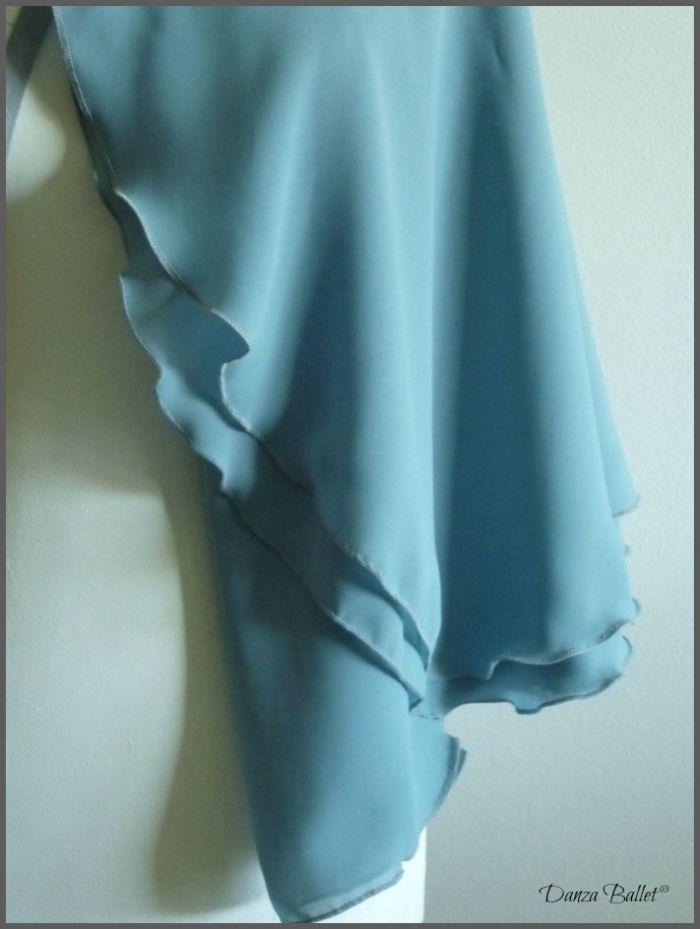 Falda para la clase de ballet de Danza Ballet®