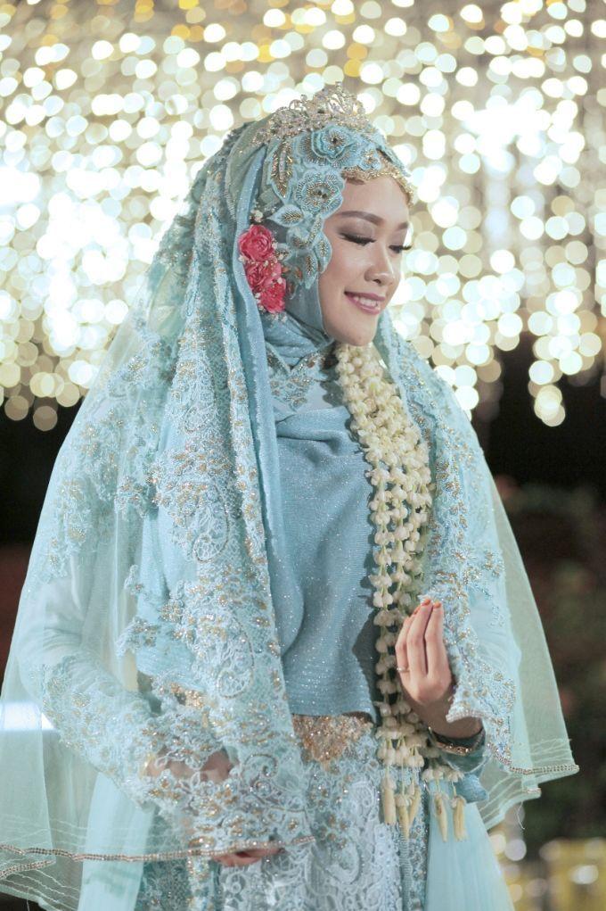 Putra & Arum by LAKSMI - Kebaya Muslimah & Islamic Wedding Service - 009