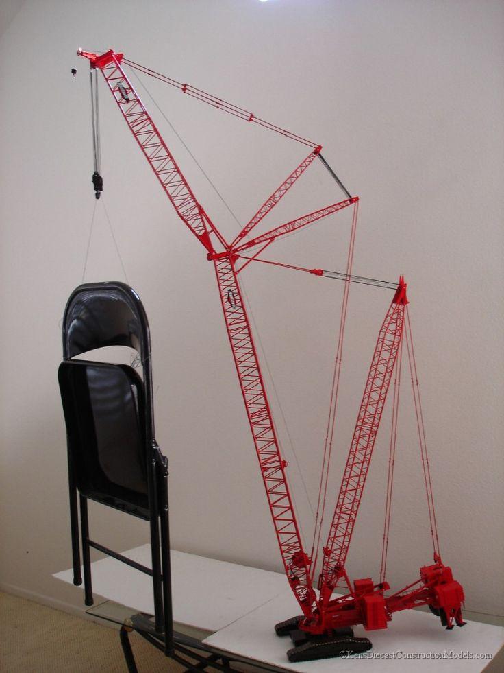 Manitowoc crane