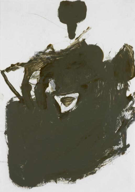 Joseph Beuys 'Untitled', 1959 © DACS, 2016