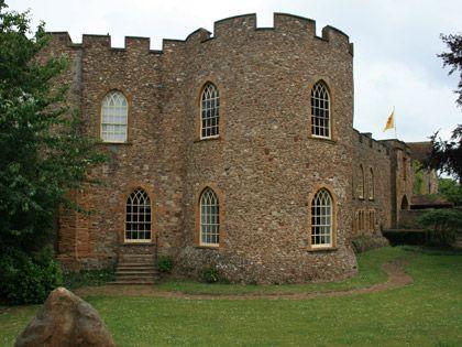 Taunton Castle, Taunton, Somerset