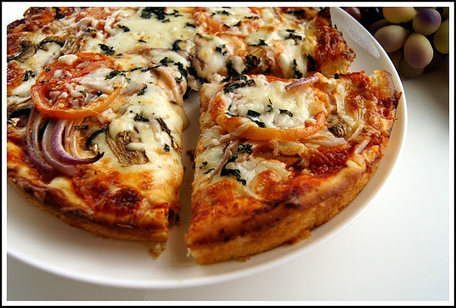 Pizza Hut Pan Pizza - Copycat Recipe