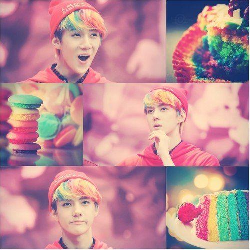 EXO Oh Sehun
