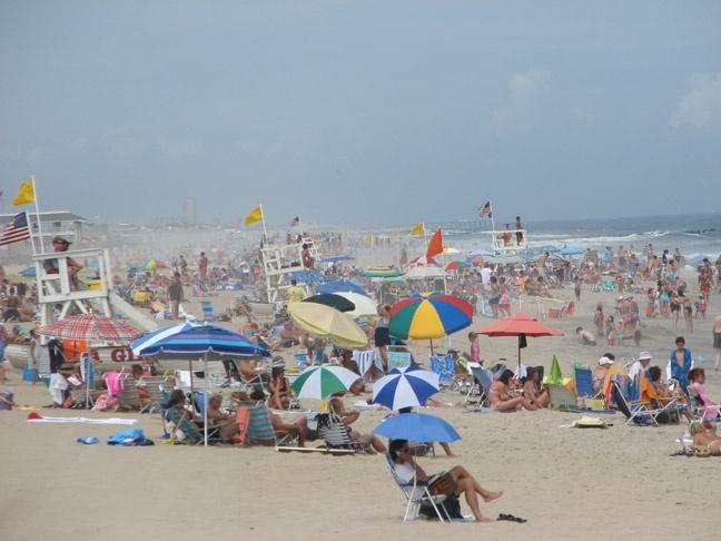 Sea Girt Beach New Jersey S It Where I Learned How To Swim Ny Nj Pinterest Beaches And