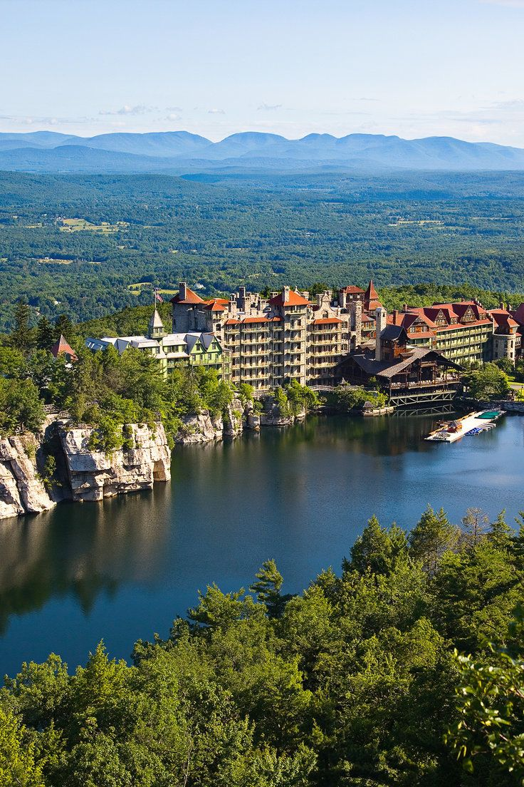 The Most Romantic Lake Hotels to Spend a Summer Vacation - It was on the shores of a lake that the transcendentalist writer Henry David Thoreau produced his most famous work, _Walden._ Another loch is the backdrop for a pivotal scene in Vladimir Nabokov's _Lolita._ But the truth is that lakes, with their pristine waters and sheltered forest locations, capture more than just the intellectual's imagination. Here, we round up nine of America's best lake hotels that offer simple pleasures for…