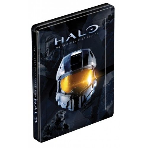 Halo Master Chief Collection Steelbook only BRAND NEW