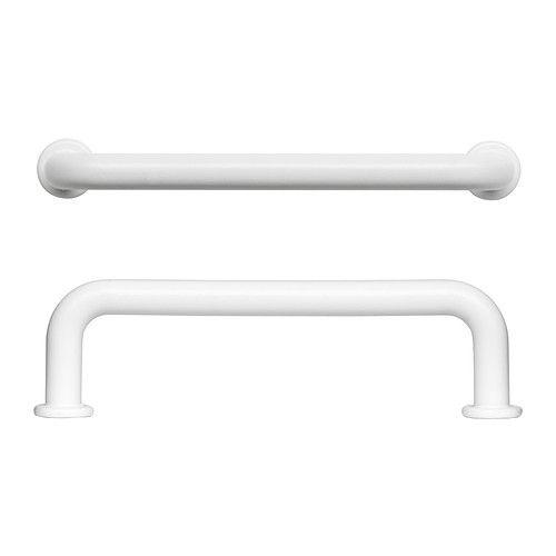 ULVSBO Håndtak - hvit - IKEA
