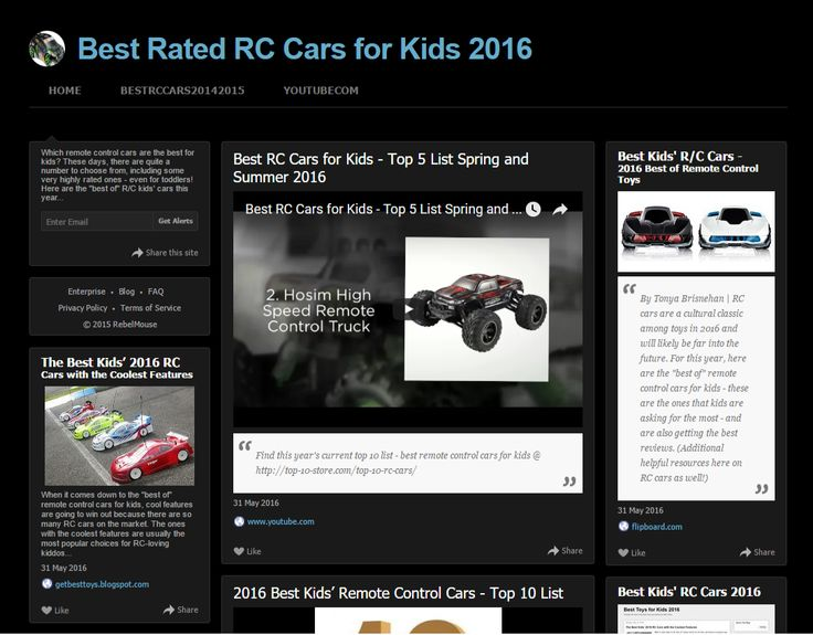 best rated rc cars for kids 2016 rebelmouse best kids rc cars 2016 pinterest rc cars cars and kid