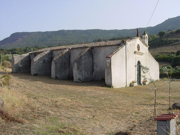 Siligo, Chiesa di Sant'Elia di Monte Santo