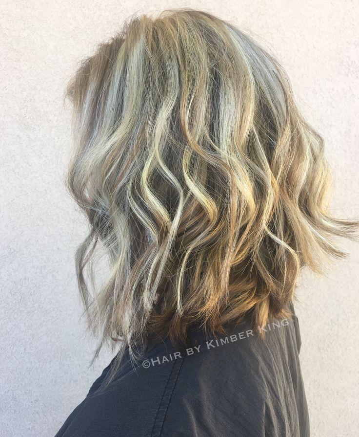 &amp Oceane French Blonde