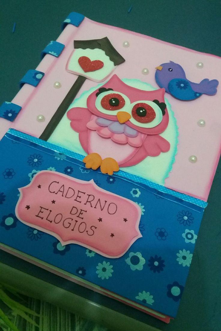 Caderno de Elogios EVA