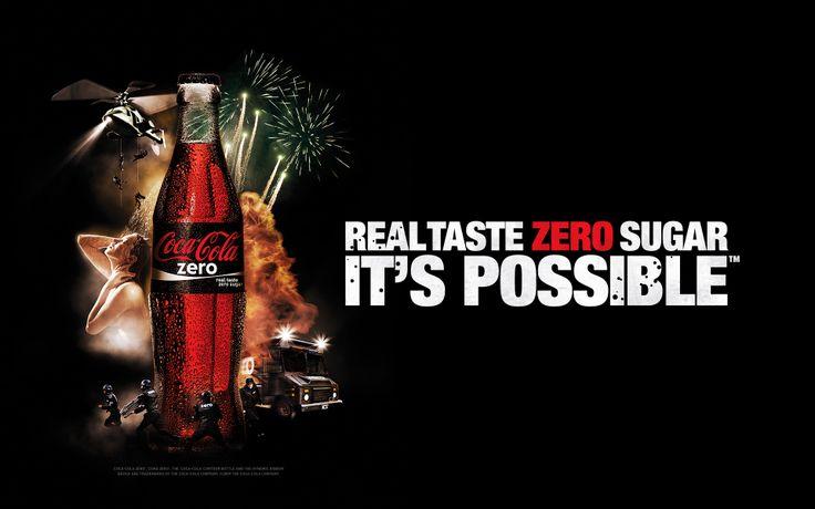 Coca Cola Zero reklame.   (Rablende) Reklamer   Coca cola ...