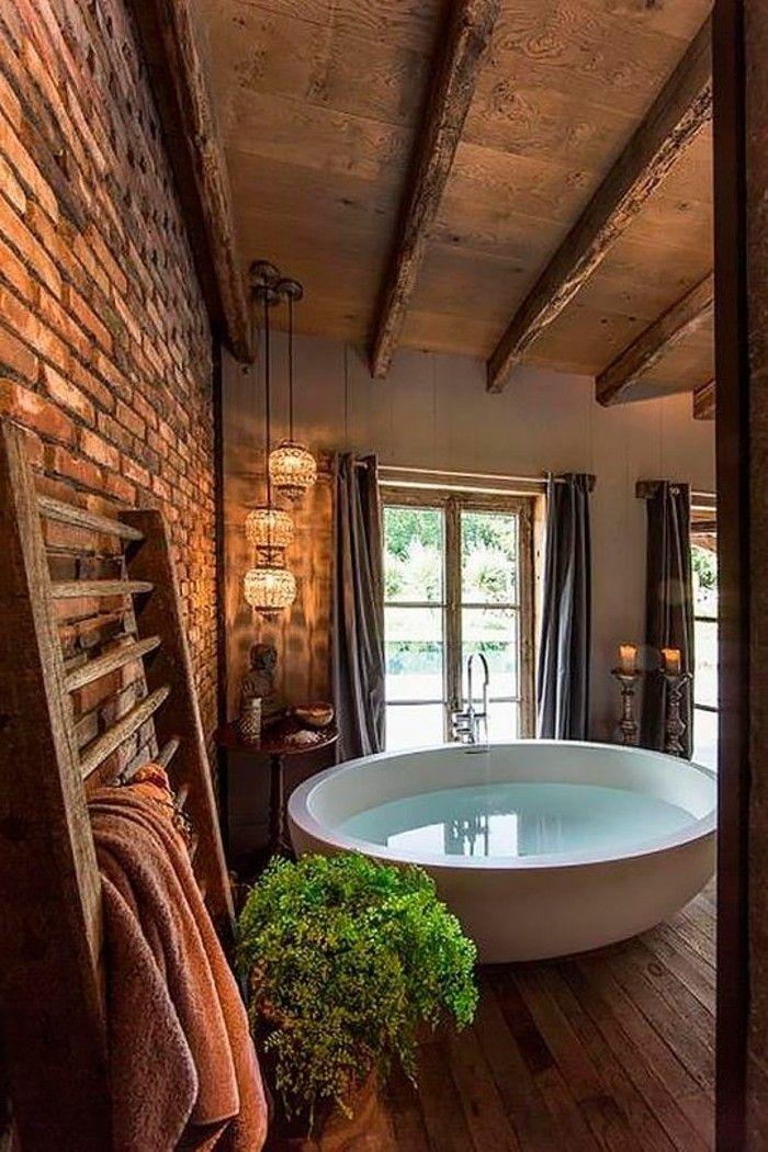 Ausgefallene Designideen Fur Ein Landhaus Badezimmer Archzine Net Rustikale Bader Badezimmer Rustikal Traumhafte Badezimmer