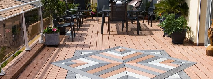 Wood Composite Decking |WPC Decking