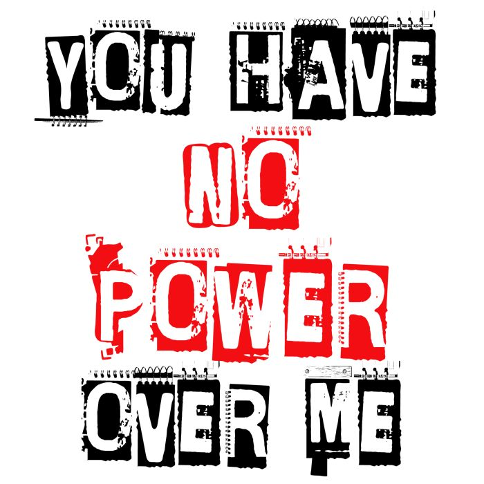 you have no power over me buy design printed on merchandise on you have no power over me buy design printed on merchandise on zazzle or cafepress zazzle com blibli stuff gifts cg 196692554381414793
