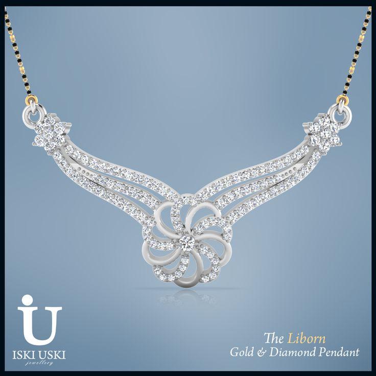 Buy Pendants Online | Latest Diamond & Gold Pendants | IskiUski Discover #silver #necklaces, #diamond #necklaces, #diamond #gold #Pendants and more!! Shop Now: http://goo.gl/T6e0bu