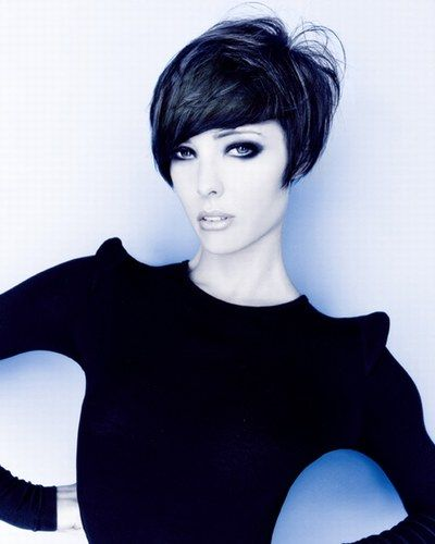 Short hairstyles: short hair styles by Leo Bancroft - Pictures of Hairstyles for Short Hair