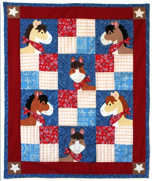 CUTE baby quilt