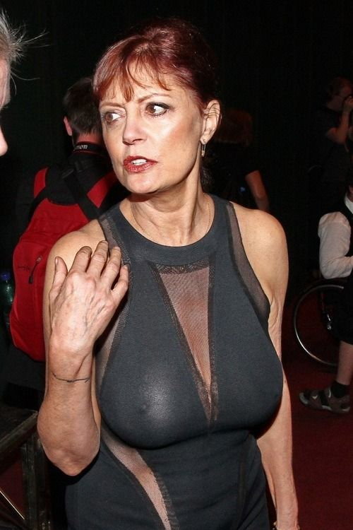 Sexy celebrity mature