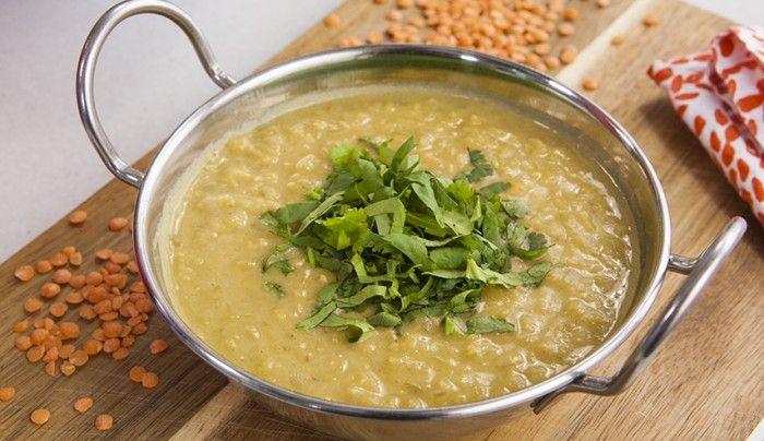 Dahl Soup - Good Chef Bad Chef