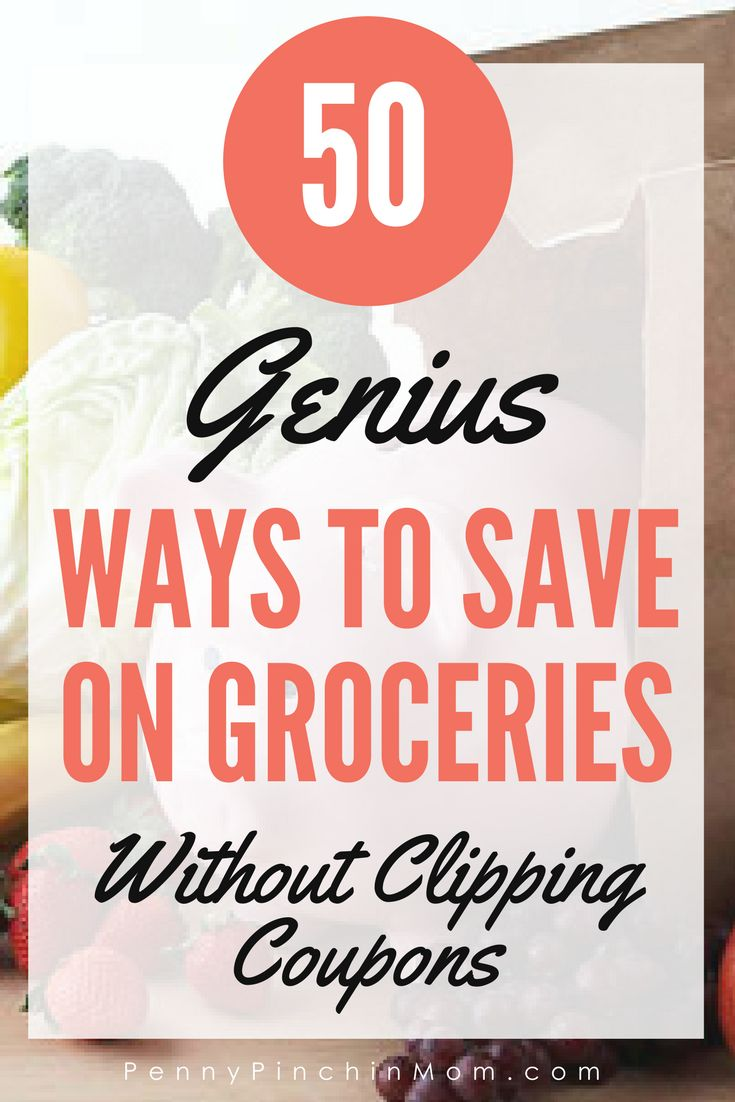 Save money on groceries | Budget Help | Saving Money | Money Saving Ideas | Grocery Savings Tips and Strategies via @PennyPinchinMom