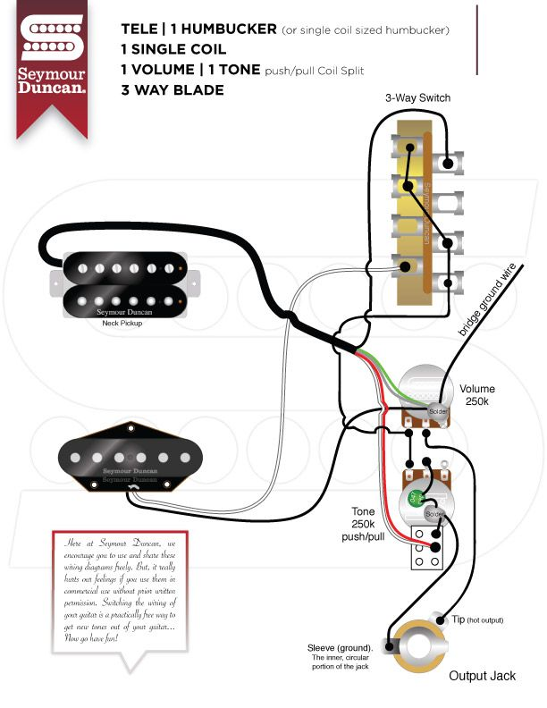 Charming Ibanez 5 Way Switch Wiring Thick Les Paul 3 Pickup Wiring Diagram Round 3 Way Switch Guitar How To Install Remote Start Alarm Young How To Install A Remote Start Alarm BrownSecurity Wiring Fantastic 2 Humbuckers 1 Volume 1 Tone 3 Way Blade Switch Ideas ..