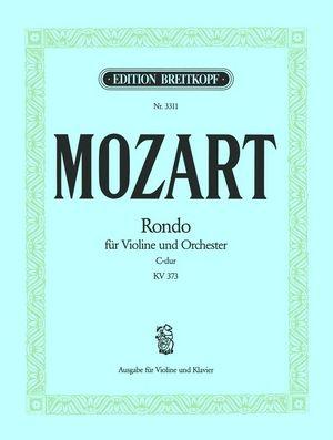 Wolfgang Amadeus MOZART Rondo Ut majeur KV 373